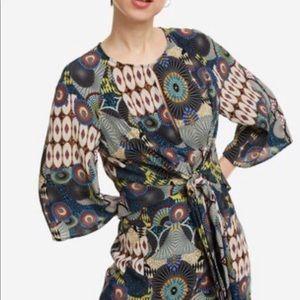 Desigual women dress vest Mina size 4 or S